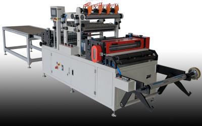 玻纤胶线机/无隔板折纸机